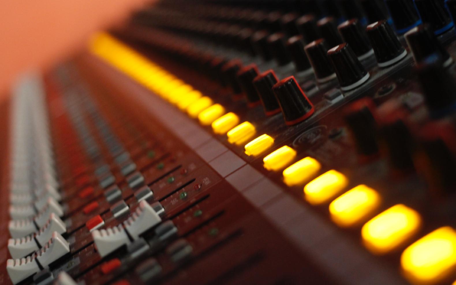 Curso de Audio, Grabación y Producción musical