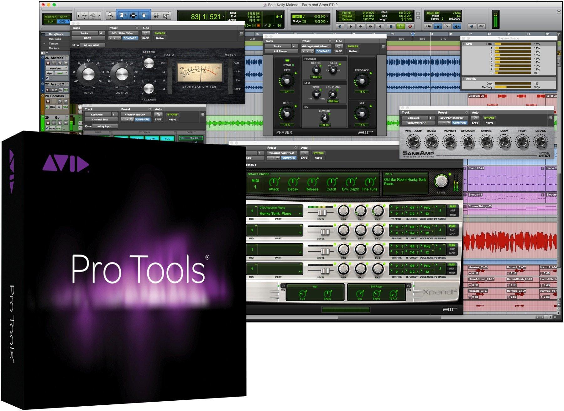 Curso de Pro tools (Básico)